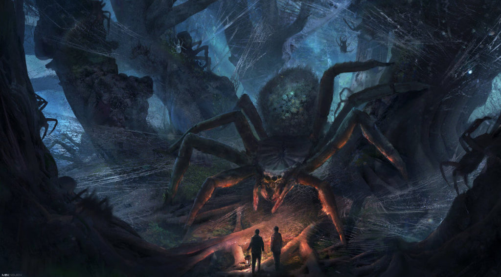 aragog-acromentula-harry-potter-wizards-unite