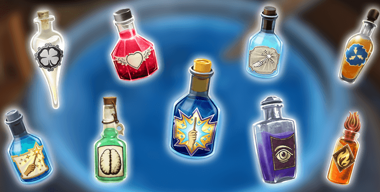 guide-liste-potions-wizards-unite